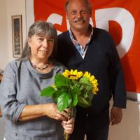 Die Norminierung von Anne Horlamus zur Bürgermeisterkandidatin.